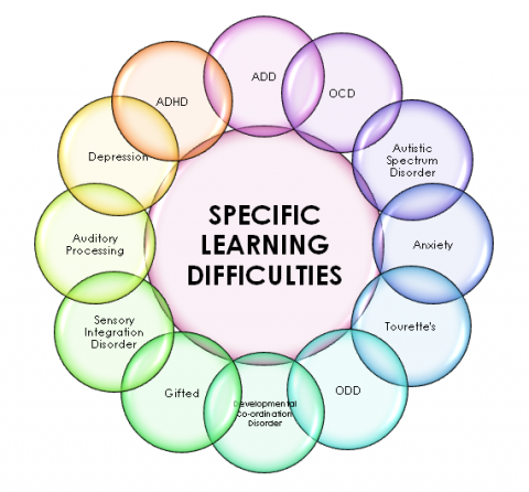 Assessment - Learning Difficulties & Special Needs